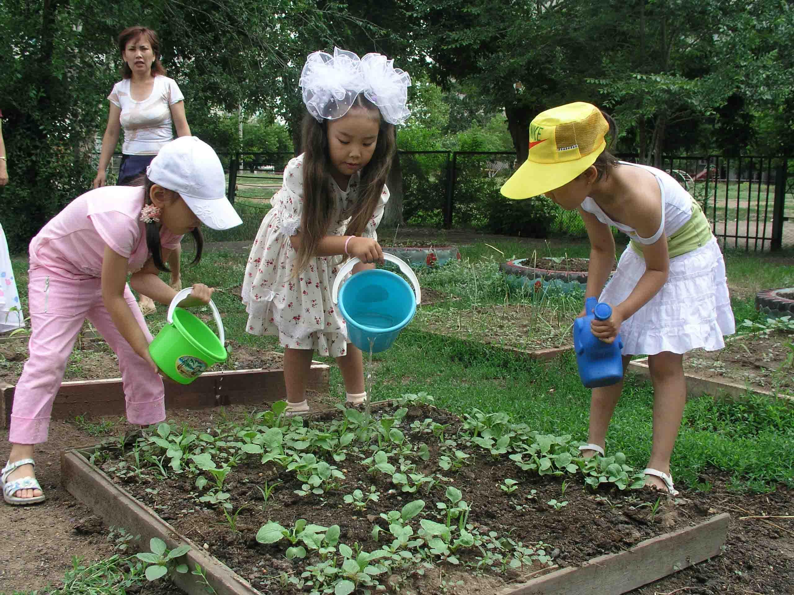 Фото детей как они трудятся